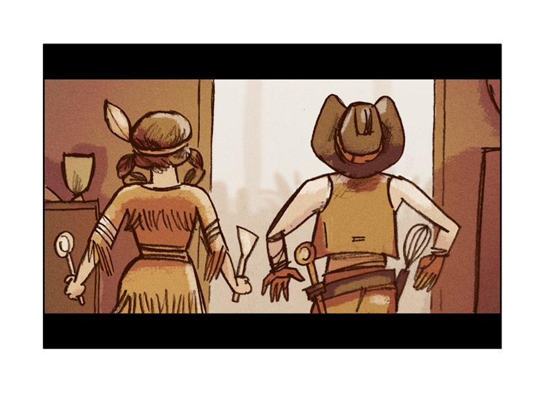 Storyboard-Farine-Coeur de blé- storyboarder-storyboardeur-Masterchef-Pub TV -Enfants-2