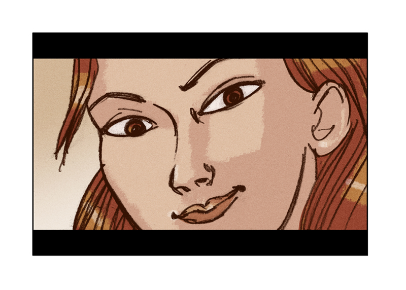 Storyboard-Farine-Coeur de blé- Masterchef-Pub TV-Sourire
