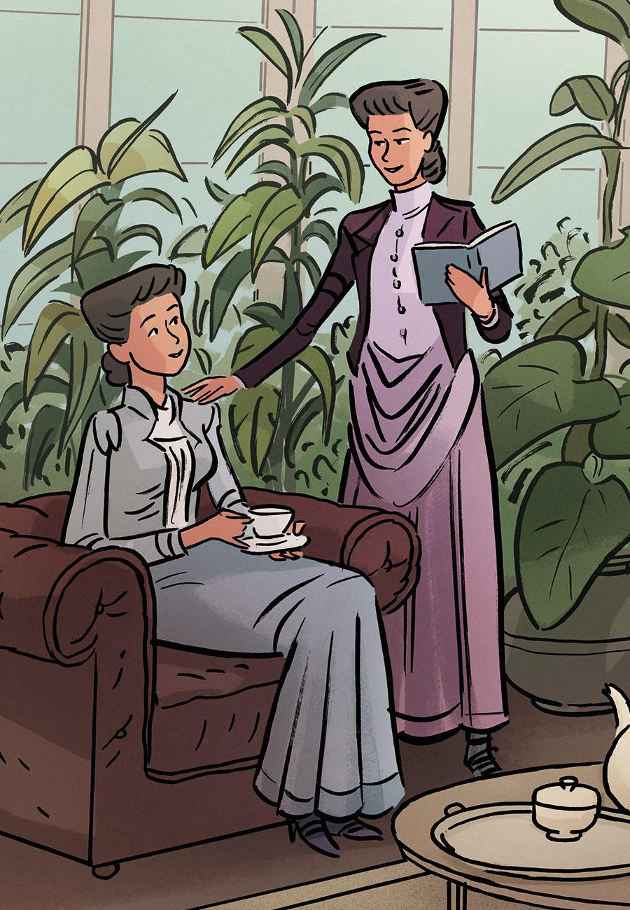 """Illustrations réalisées pour le roman """"Une enquête de Sherlock Holmes"""" dans la collection Classiques et Cie chez Hatier"""