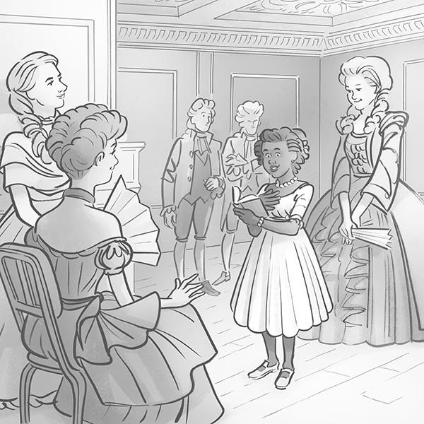 Illustration roman collège édition jeunesse